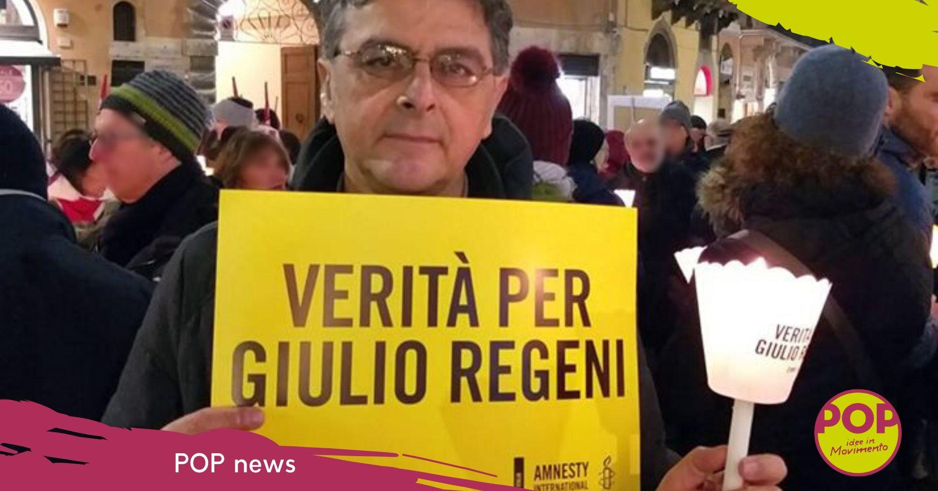 4 anni senza Giulio Regeni